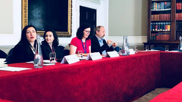 Armine Ishkanian at Chatham House
