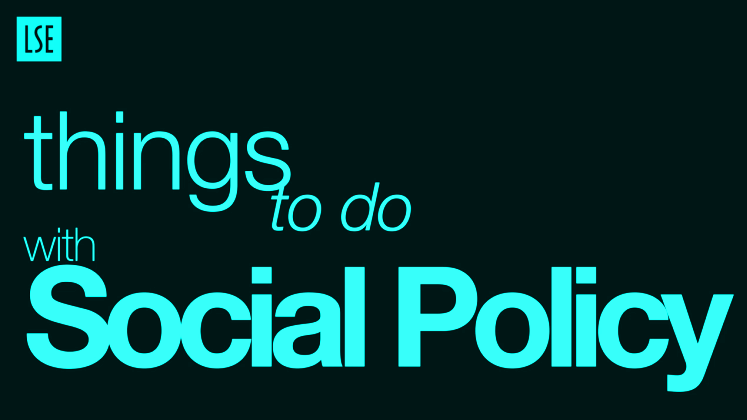 Things to do with Social Policy-blue