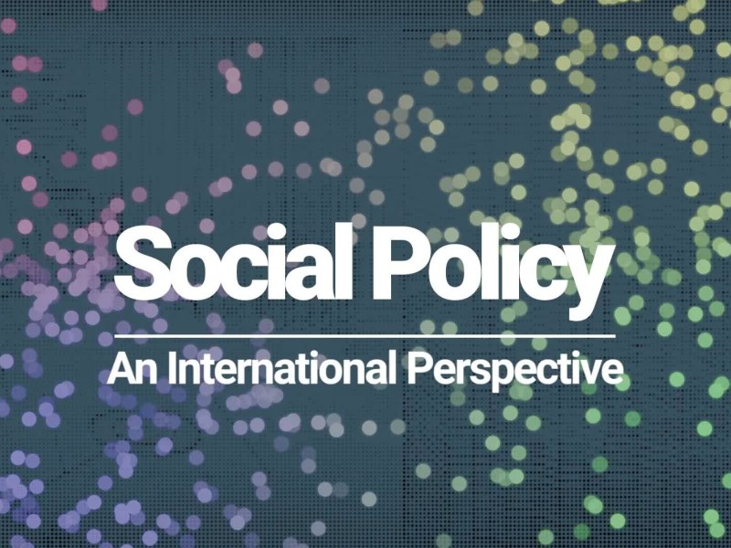 Video introducing Social Policy at LSE London School of Economics and Political Science