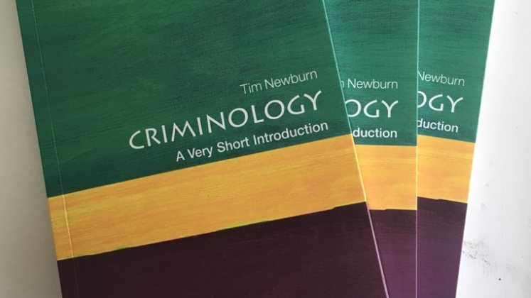 Tim Newburn - A Very Short Introduction - Criminology