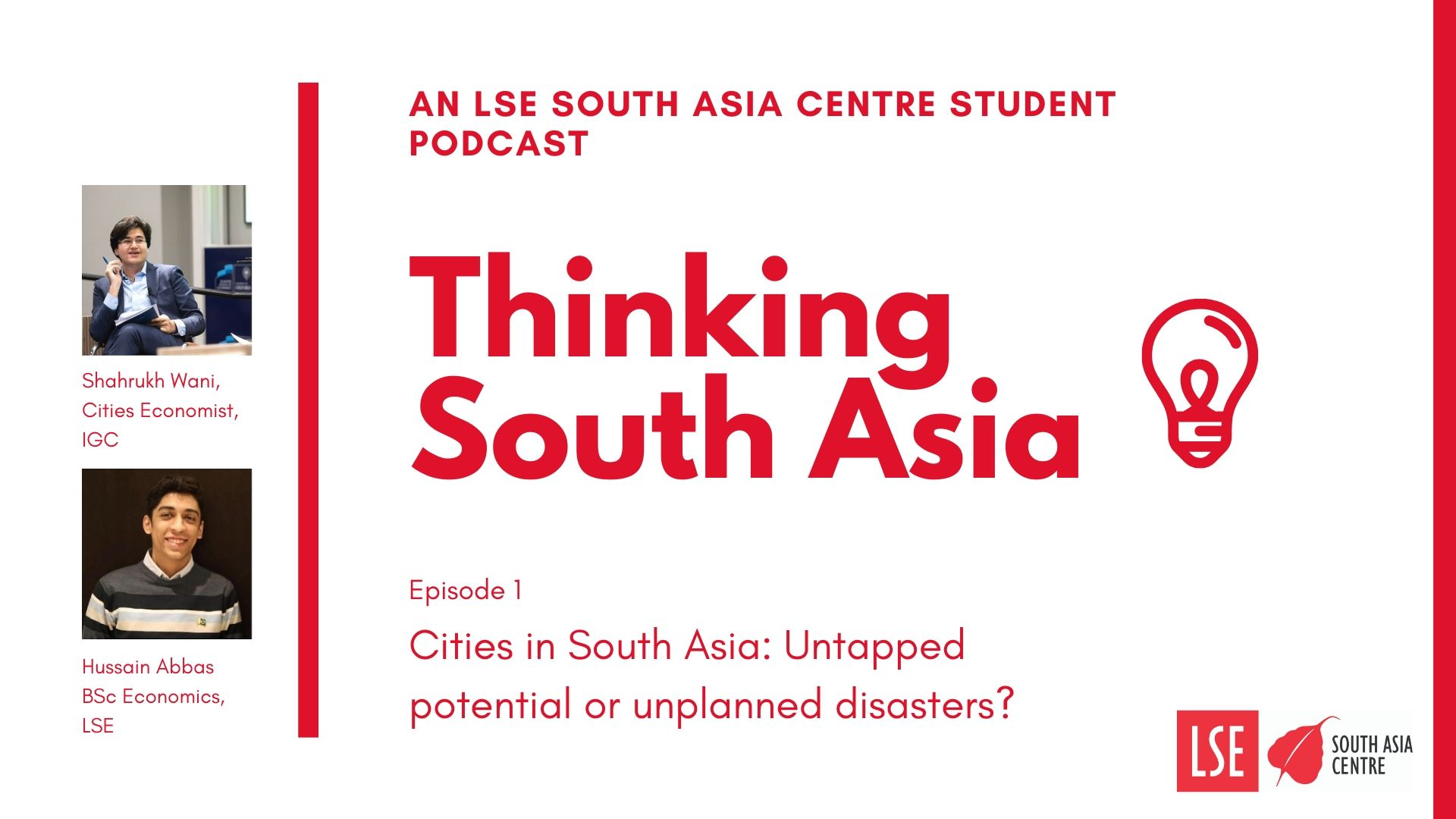 Thinking South Asia Podcast