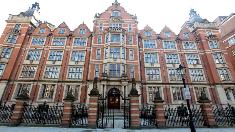 Exterior of the 32 Lincoln's Inn Fields building