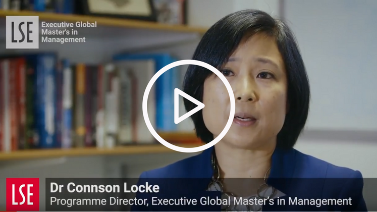 Executive Global Master's in Management