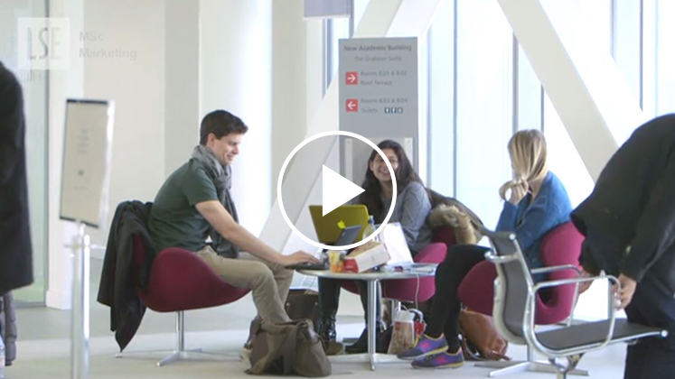 MSc Marketing programme video