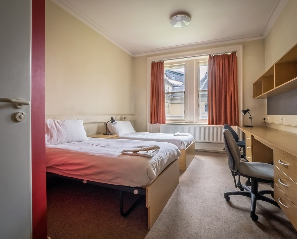 Northumberland House Summer School Accommodation