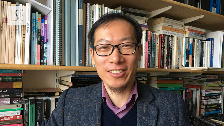 Watch Dr Hyun Bang Shin discuss his LSE-PKU Summer School course.