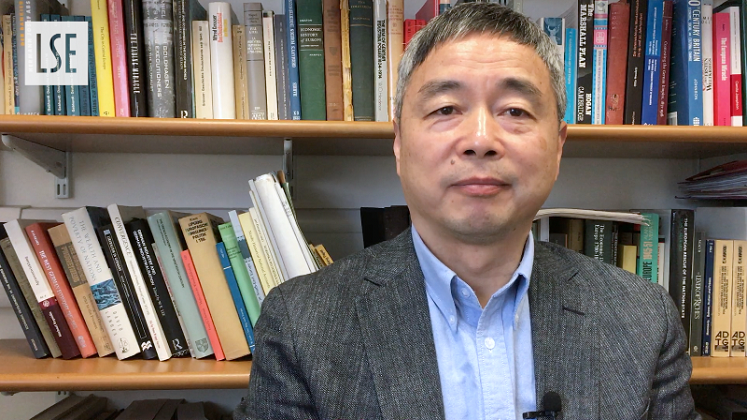 Qiwei Yao discusses his LSE-PKU Summer School course.