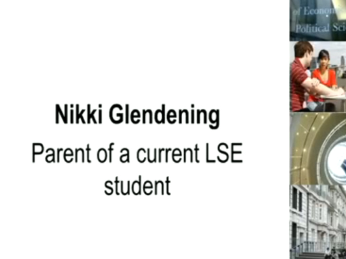 A parent's perspective of LSE