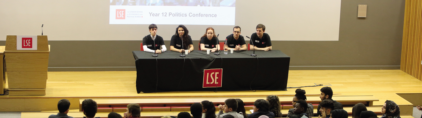 The Year 12 Politics Conference