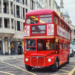 London Routemaster bus
