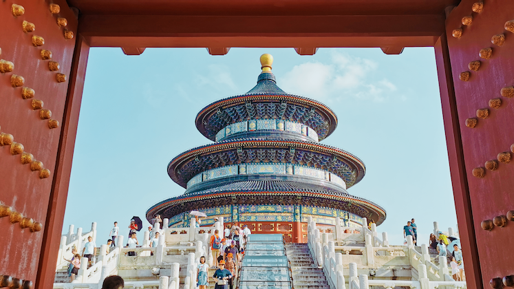 temple of heaven Boyuan Zhang