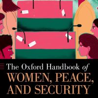 Oxford Handbook of WPS cover