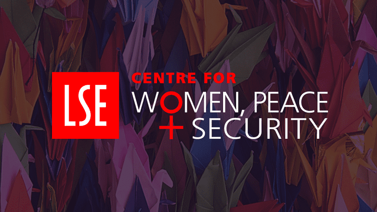 Centre for Women, Peace and Security logo